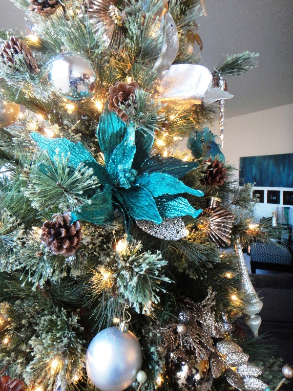 But a bigger question looms — w. 33 Turquoise Christmas Tree Decorations Ideas - Decoration