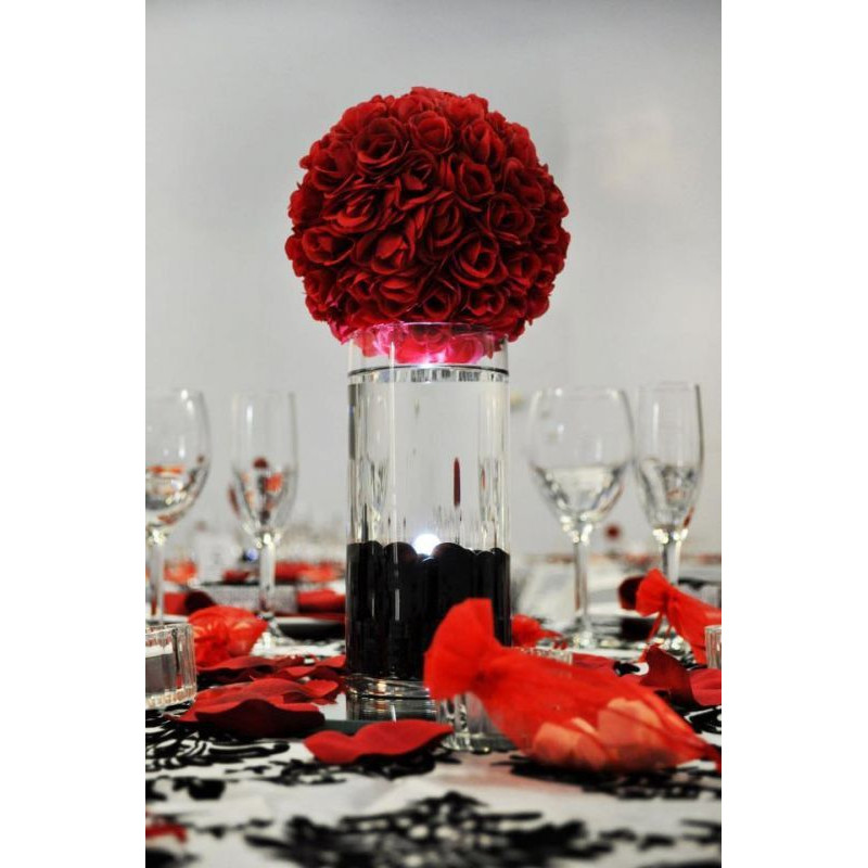 Boule de fleur mariage