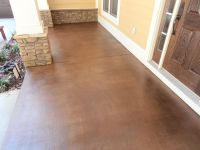 Stained Concrete Ideas for Exterior Patios & Porches ...
