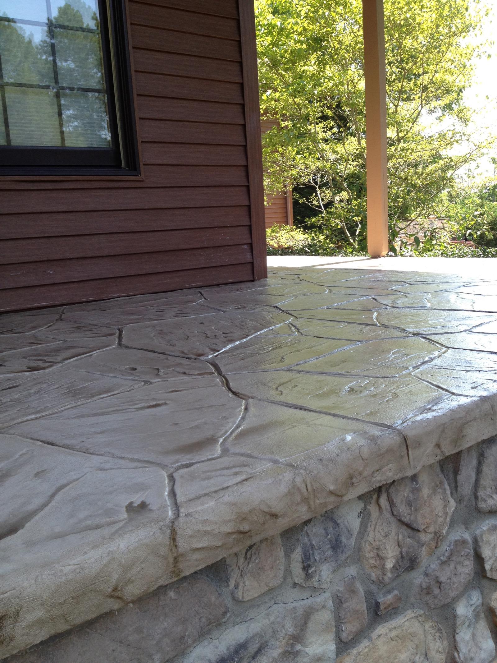 Decorative Concrete Patterns