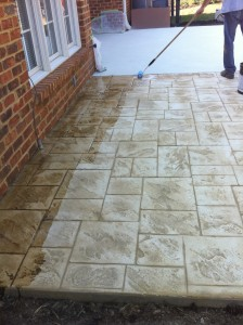 Stamped Concrete How We Do It Decorative Concrete Of