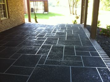 Sprayed Concrete Overlay-617
