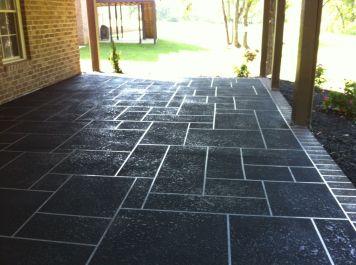 Sprayed Concrete Overlay-617