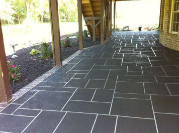 Sprayed Concrete Overlay-620