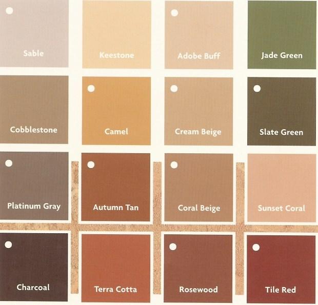 Color Terra Cotta Home Design Ideas