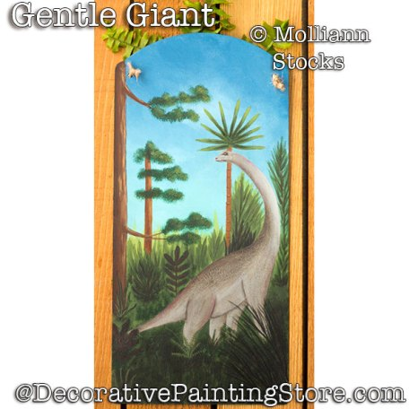 Gentle Giant Dinosaur