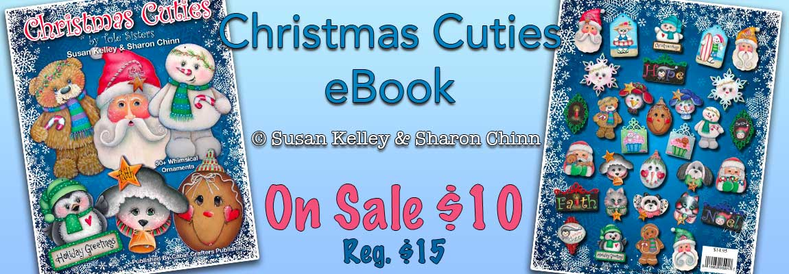 Christmas Cuties eBook on Sale for $10 Reg. $15