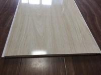 Wood Grain Bathroom PVC Ceiling Panels Seamless Connection ...