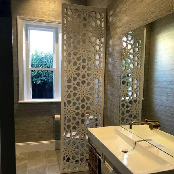 Alhambra Room Divider Panels