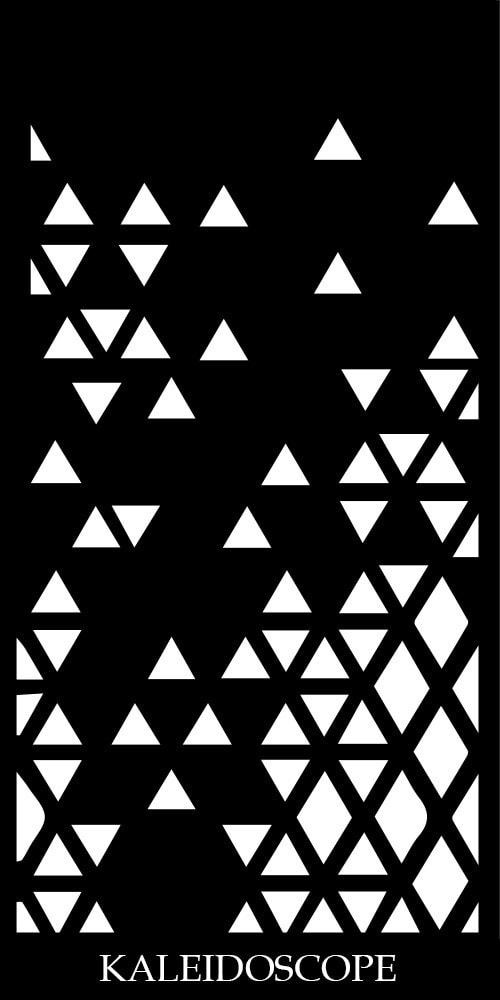Kaleidoscope Lazer Cut Screens