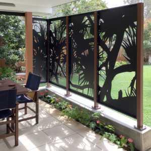 Kirra-Laser-Cut Decorative-Screens