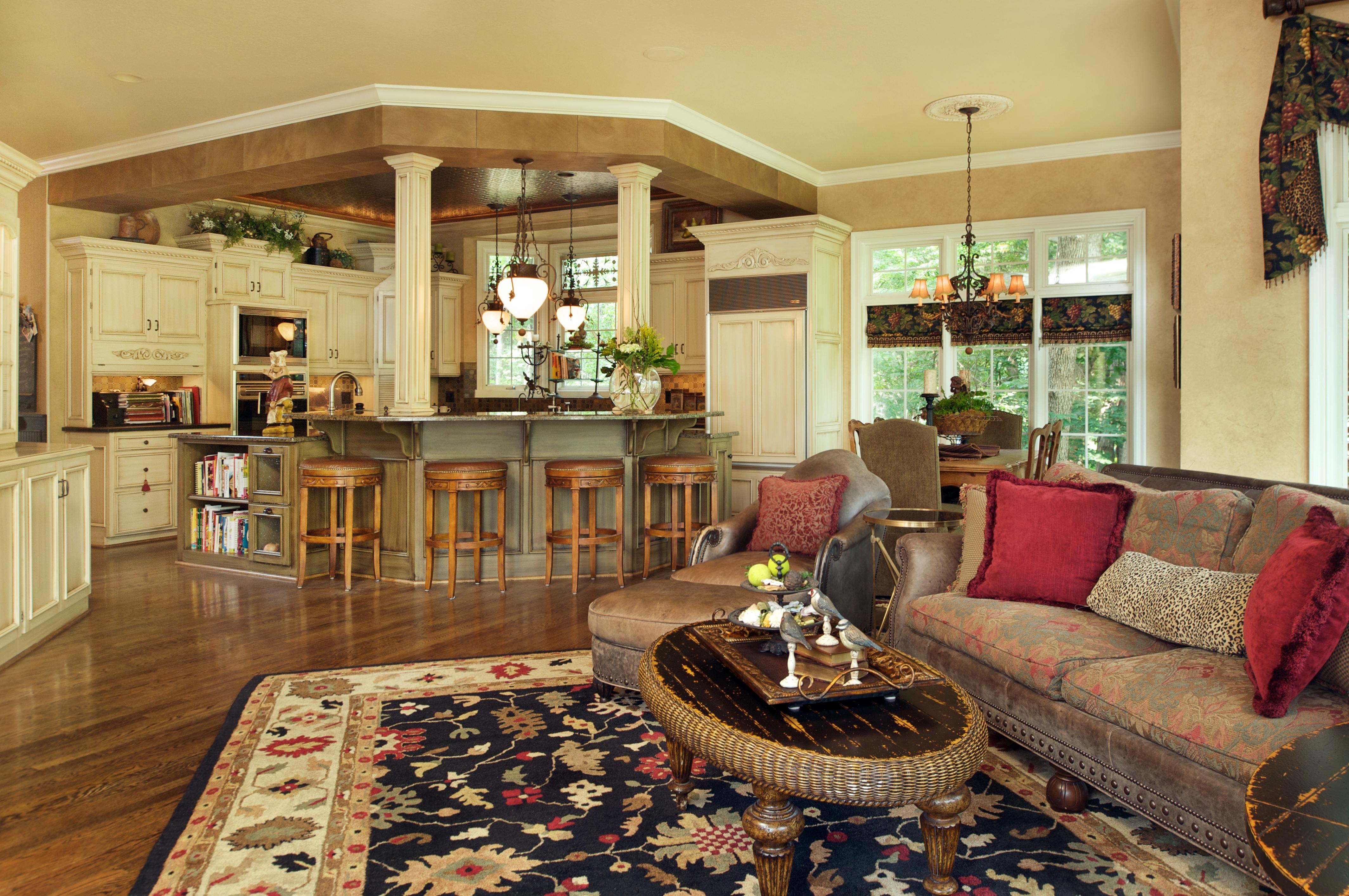 The Decorative Touch Interior Design Kansas City
