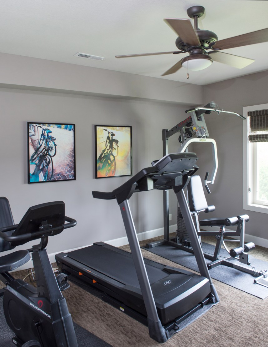 Exercise Room Design