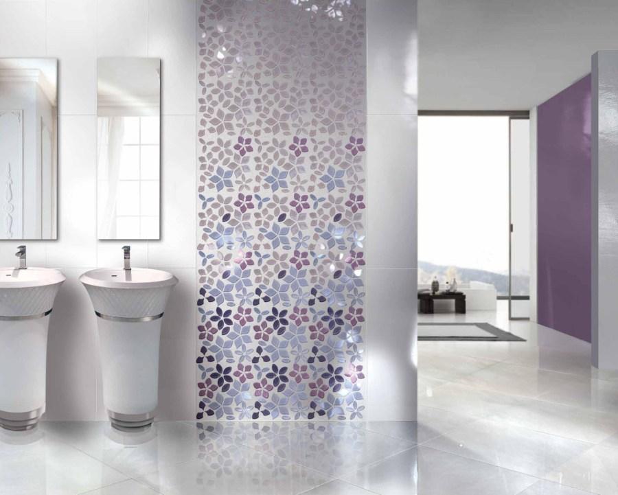 حائط حمام رائع 3 مجلة ديكورات عالم من ديكور المنازل و