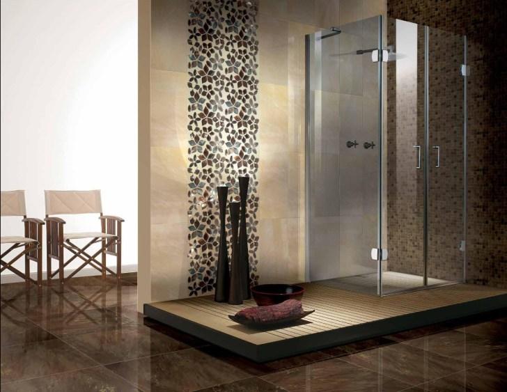 حائط حمام رائع 6 1500x1159 تصميمات حوائط مبهرة في 10 حمامات مودرن رائعة