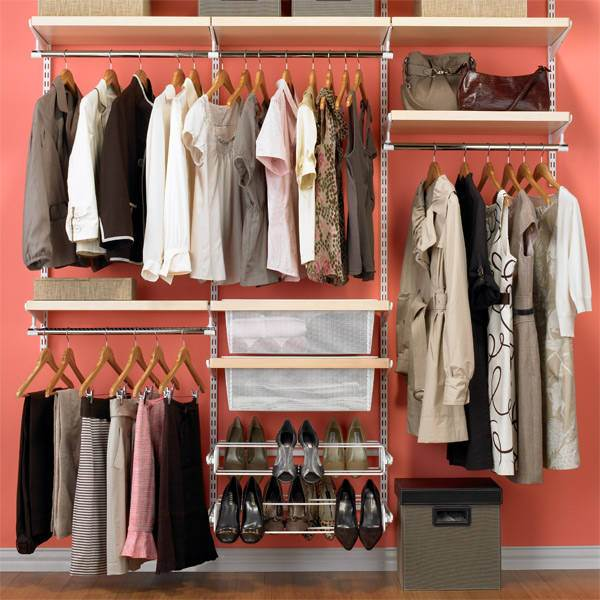 7 أفكار ممتازة لخزانة ملابس منظمة دائما مجلة ديكورات