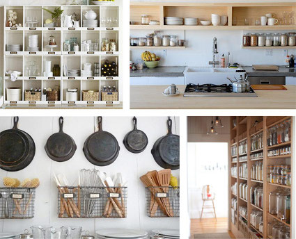 Trucos para organizar tu cocina  DecoraTrucosDecoraTrucos