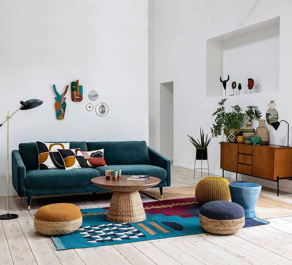 tapis kilim 4 modeles authentiques