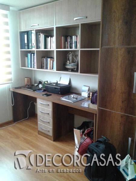 Muebles para oficinas en melamine escritorios de melamine