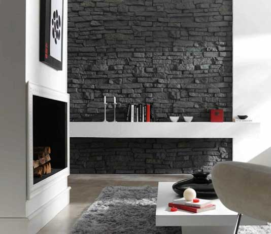 Design Ideas Of Wall Claddings For Living Room Pictures