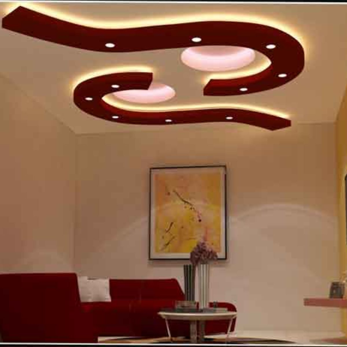 Awesome Bedroom Pop Design In India Wallpaper Decor And Ideas