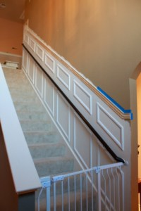 Adding Moulding to Your Staircase - Decor Chick Guest Post ...