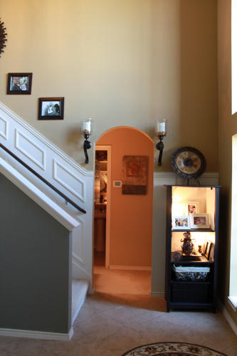 staircase makeover project