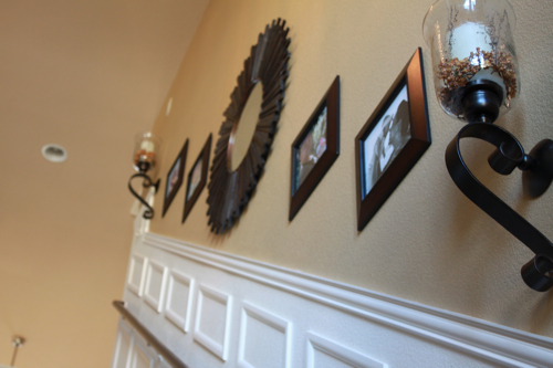 staircase makeover decor