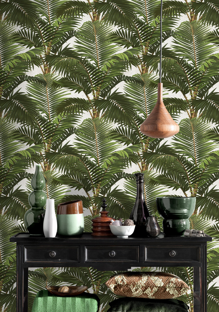 Jardin Tropical Wallpaper by Mind The Gap