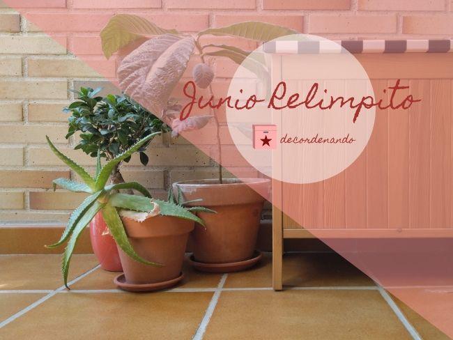 limpiar el suelo exterior para disfrutar de tu terraza, balcón o patio - junio relimpito