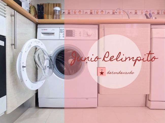 limpiar la lavadora y el lavavajillas - junio relimpito