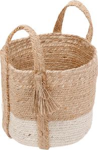 leroy merlin - cesta de yute