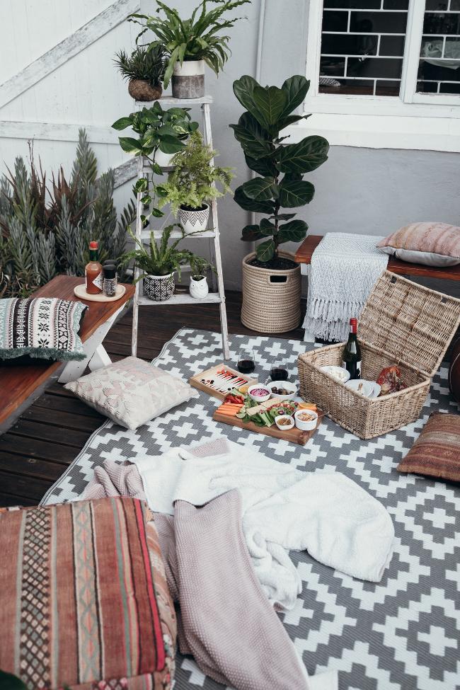a los nórdicos les gusta disfrutar del aire libre durante los meses de verano