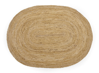leroy merlin - alfombra de yute