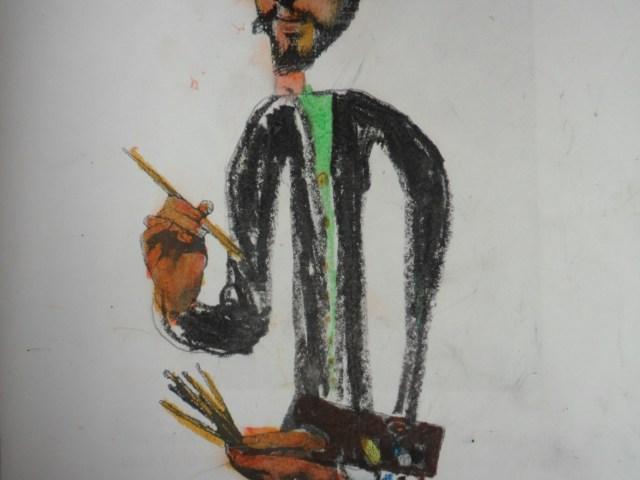 clases pintura infantil