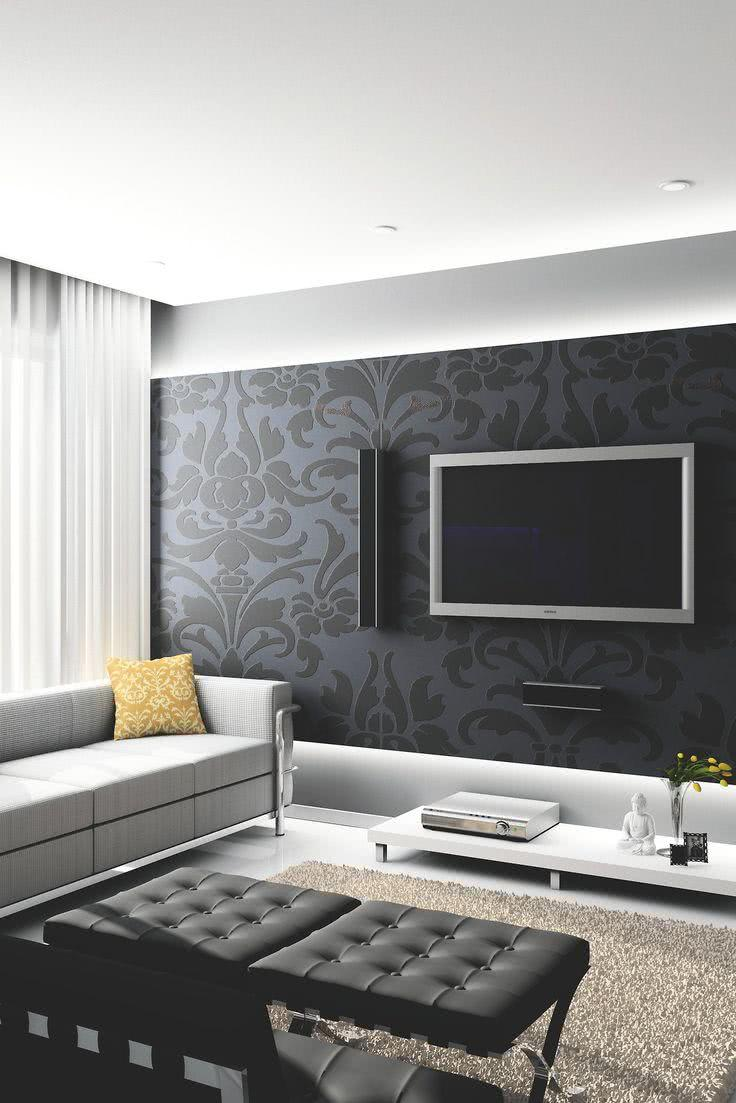 56 Salas de TV Decoradas com Fotos para te Inspirar