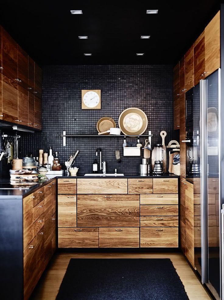 50 Bancadas de Cozinha em Granito Preto Absoluto