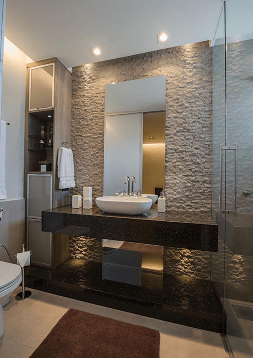 60 Tapetes para Banheiros Fotos e Inspiraes