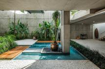 Espelho 'gua Na Arquitetura & Decora 65 Fotos