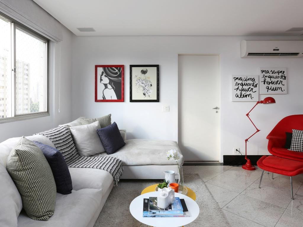 sofa cinza e almofadas coloridas microsuede pros and cons sofá 60 43 fotos de decoração da peça em salas