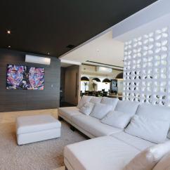 Sofas Modernos Para Sala De Tv Aston Leather Sofa Bed Black Sofá Branco 60 43 Inspirações E Fotos Decoração