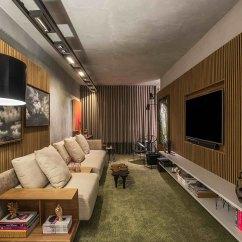 Sofas Modernos Para Sala De Tv Sofa Specials Melbourne Moderna 60 Modelos Projetos E Fotos Decorar