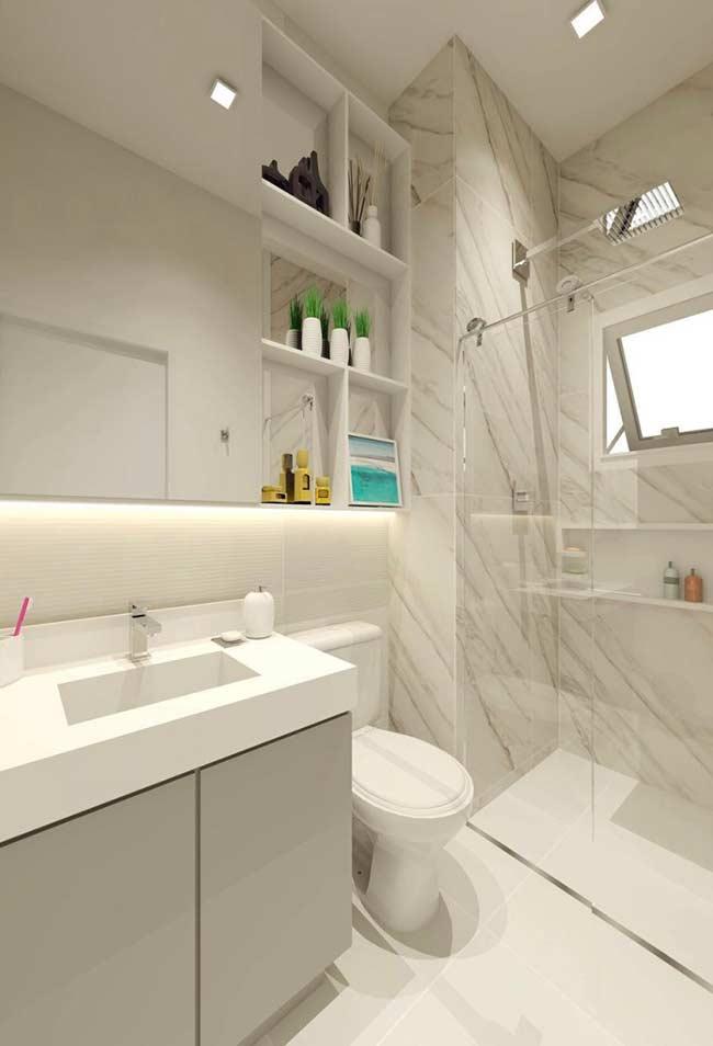 Piso Para Banheiro Tipos Dicas e 60 Ideias de Decorao