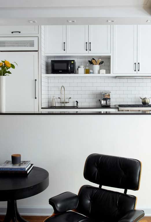 Cozinha Americana Simples 60 Ideias Fotos e Projetos