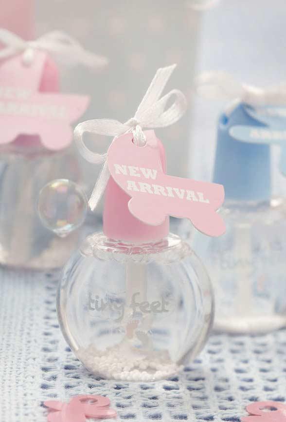 Perfumes com cheirinho de bebê como lembrancinha