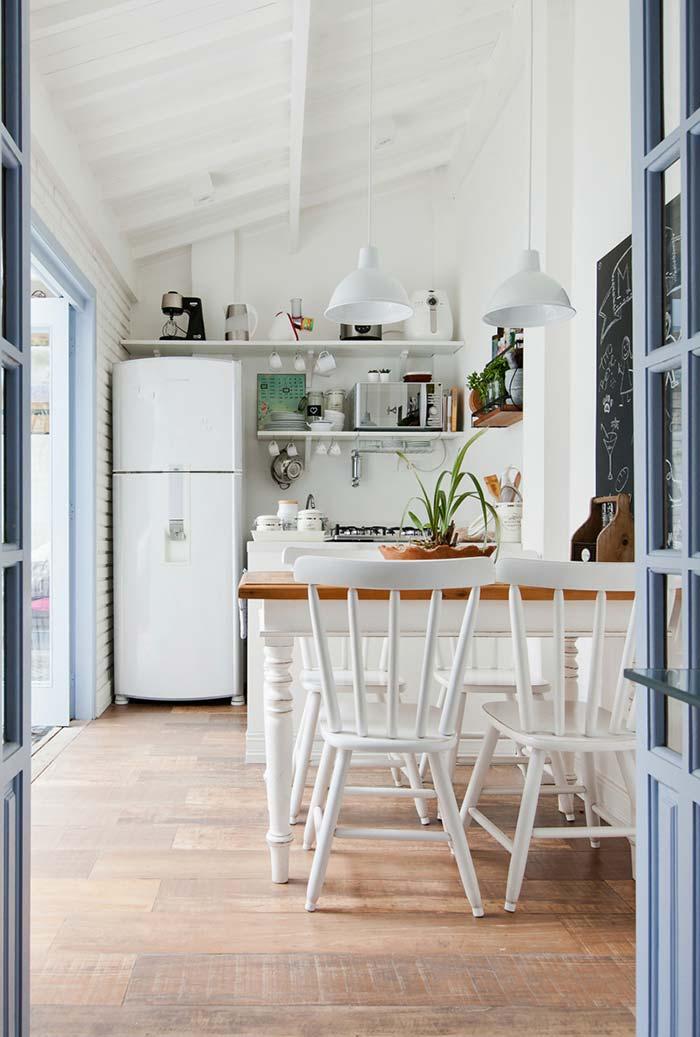 Cozinha Pequena 70 Ideias de Decorao Fotos e Projetos