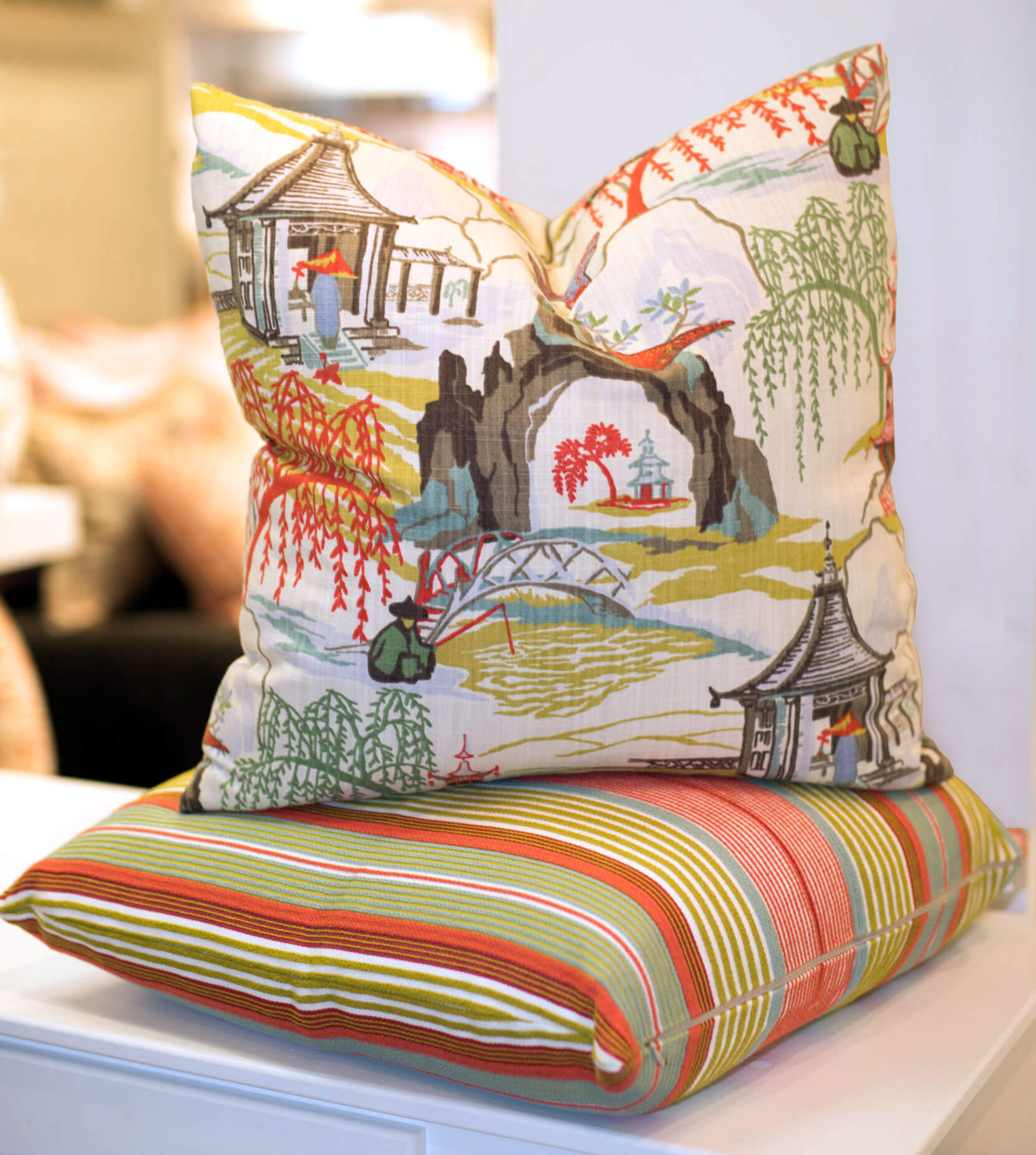 decorative pillows quality manufacturing in the u s a decor fifty five