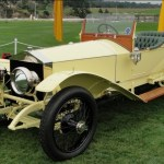 A Nice Ghost: The Rolls-Royce Silver Ghost