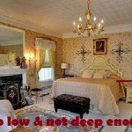 Size Matters in The Bedroom… For Bedside Tables