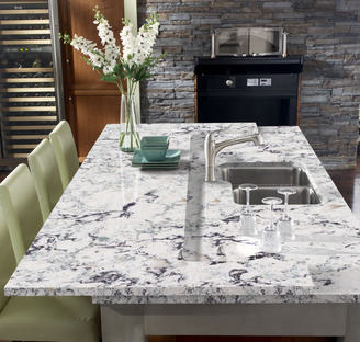 kitchen countertops las vegas aid dishwasher parts why is quartz hot in countertops?